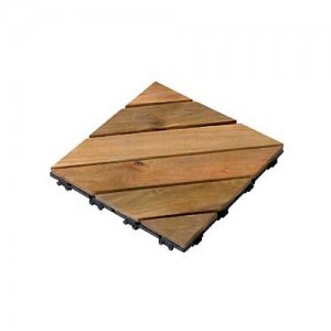 golvtrall i diagonal ek